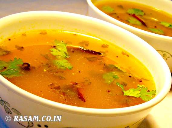 rasam Food rasam or chaaru or saaru or kabir is a south indian soup, traditionally prepared using tamarind juice as a base, with the addition of tomato, chili pepper, pepper, cumin and other spices as seasonings steamed lentils are added along with any preferred vegetables nowadays, all the seasonings required are combined and ground beforehand into rasam powder, which is available commercially.